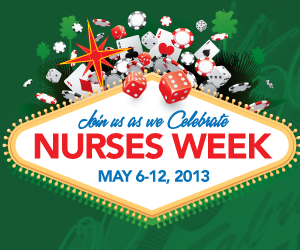 nurses week ad blog - Happy Nurses Week!