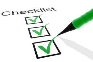 Checklist Travel Nursing Checklists