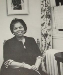 7 Estelle Massey Osborne 254x300 6 Famous African American Nurses