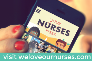 Nurses Week 2015 Freebies and Fun