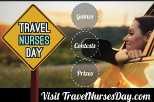 Travel Nurses Day 2015!