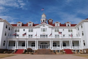 The Stanley Hotel has had a long history with ghosts. Flora Stanley, the hotel's original owner, is said to haunt the ballroom and play her piano at night.