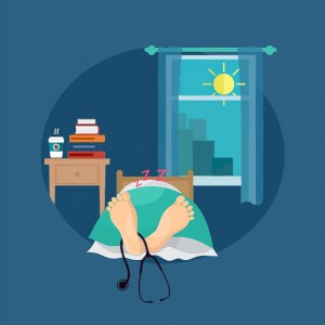 Switching to the night shift can be a rough transition if you're not prepared. Follow these tips to stay happy and healthy during your assignment!