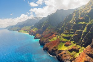The Hawaiian landscapes in The Descendants are swoon-worthy. George Clooney's acting chops aren't too shabby either.